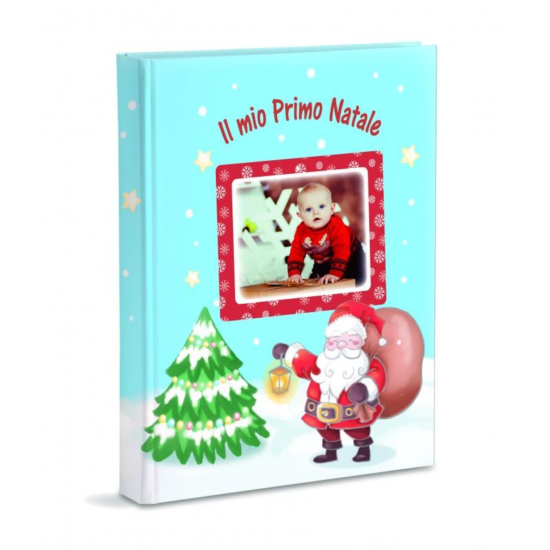 """Album Foto """"il Mio Primo Natale"""" con Babbo Natale"""